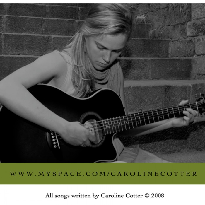 Pollyanna - Caroline Cotter   Singer Songwriter
